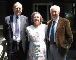 David Aimer, Mary Bennett, Michael Clark